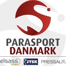 Parasport Danmark logo