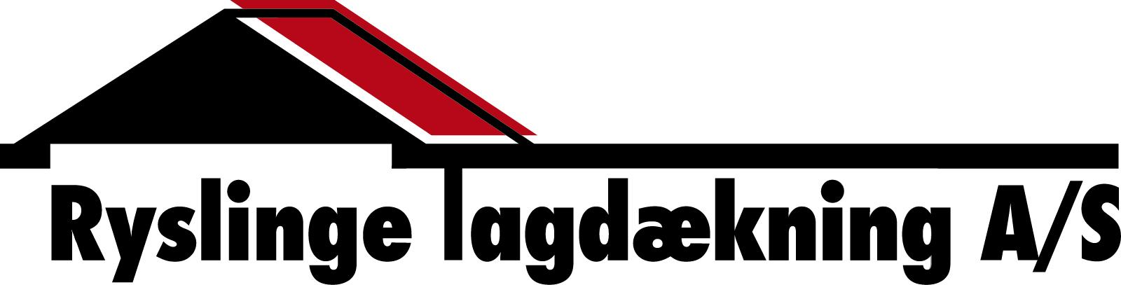 Ryslinge Tagdækning A-S Logo