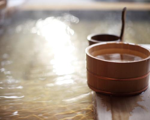 varmt bad