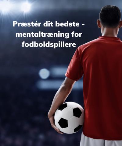 Præster dit bedste mentaltræning fodbold