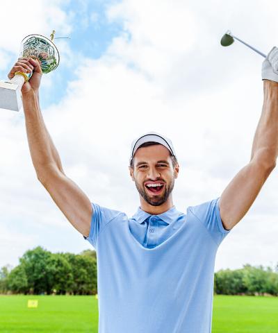 positiv tænkning i golf mentaltræning