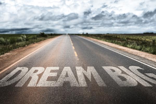 langsigtet mål - drøm